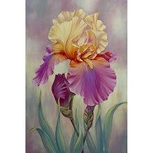 Yikee алмазная живопись цветочный Люс 5d Новые поступления вышивка