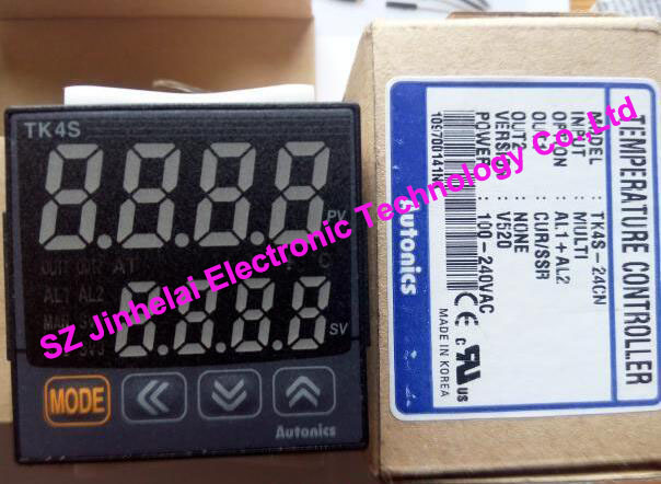 New and original TK4S-24CN AUTONICS Temperature controller new and original tk4s 24cn autonics temperature controller