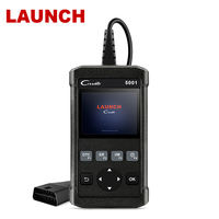 Launch X431 CR5001 OBD2 Scanner Engine Code Reader ODB2 Car Diagnostic Tool Free Update Support full OBD2 Automotive Scanner