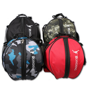 Volleyball Football Basketball Storage Bag Mesh Side One Shoulder Fitness Bag Soccer Ball Bags Outdoor Bag Training Equipment(China)
