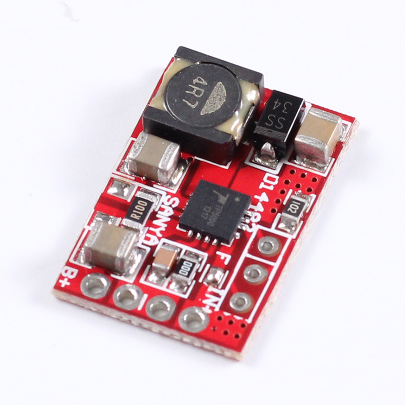 DC-DC <font><b>Buck</b></font> Converter TP5000 Lithium Battery <font><b>Charger</b></font> Module 4.5-9V to 4.2V/3.6V 1A Rechargeable Board