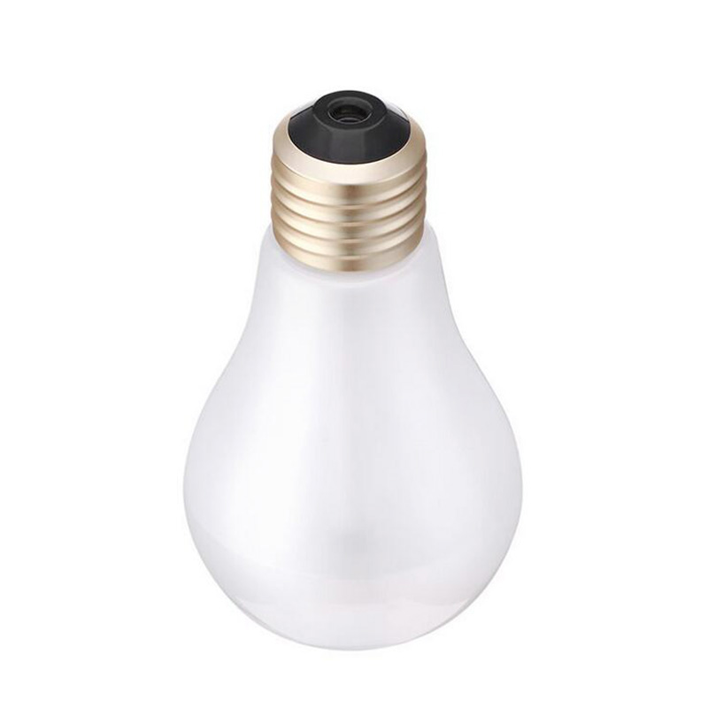 Newest Colours <font><b>Light</b></font> Night <font><b>Light</b></font> Bulb Mini Air Freshener USB Gadgets Portable Bottle Steam Air Humidifier Office Can Add Perfume