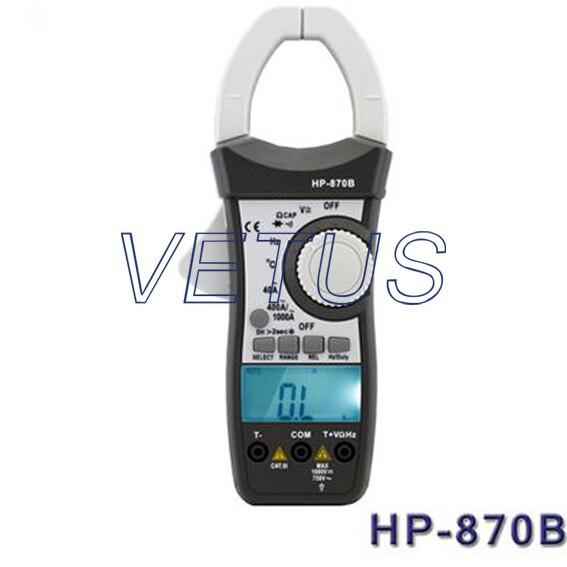 HP-870B standard low price Clamp Meter hp 932xl cn053ae