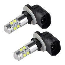 NICECNC 100 ワット LED ヘッドライト電球ランプポラリススポーツマン/レンジャー 300 400 450 500 550 800 570 RZR エースマグナム 425 ホークアイ 300