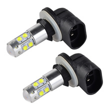 NICECNC, lámparas de Bombillas de faros LED de 100W para Polaris Sportman/Ranger 300 400 450 500 550 800 RZR ACE Magnum 570 Hawkeye 425
