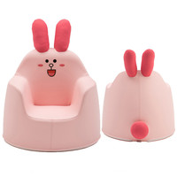 > 6 months Lovely cartoon Baby feeding seat Artificial leather Baby sofa Safe and comfort Children's dining chair Free shipping