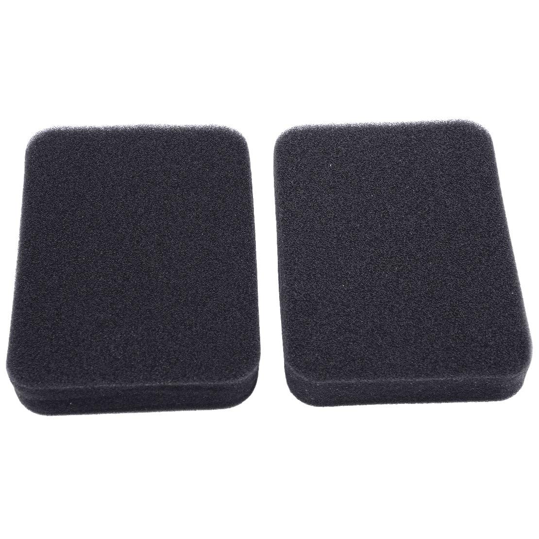 LETAOSK 2pcs Foam Air Filter Fit For Honda GX240 GX270 GX340 GX390 17211-899-000 Replacement Power Tools Accessories