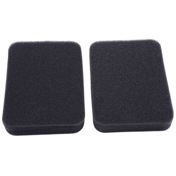 LETAOSK 2pcs Foam Air Filter Fit for Honda GX240 GX270 GX340 GX390 17211-899-000 Replacement Power Tools Accessories image