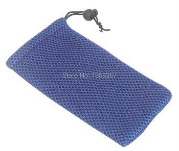 100pcs/lot free shipping mesh jewelry pouch mesh gift pouch mesh drawstring pouch bag  jewelry bag customize&wholesale