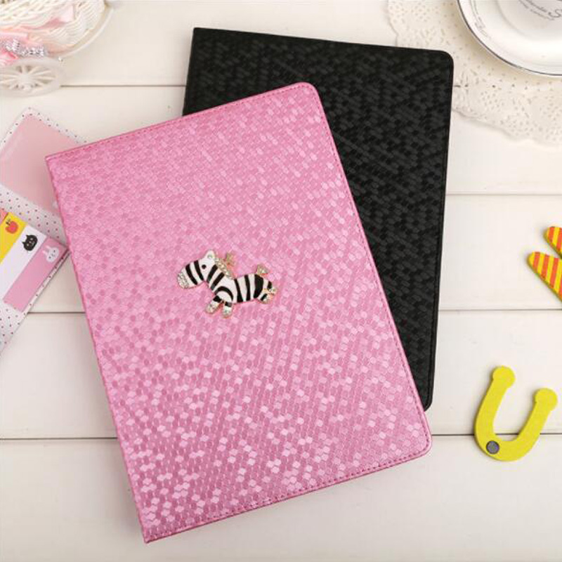 tablet protective skin shell 9.7 inch tablet cover leather tablet bag 9.7 tablet case For ipad 2 3 4 ipad air 1 2 IP-YMS011