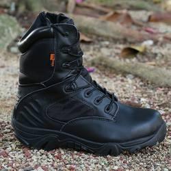 Новинка 2019 года армия мужской Commando Combat Desert зима походные ботинки посадка Тактический военная обувь