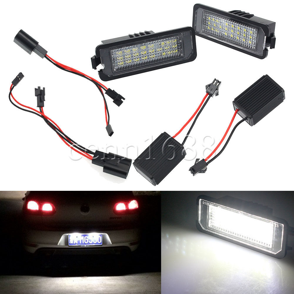 Car <font><b>Led</b></font> auto <font><b>light</b></font> <font><b>Golf</b></font> 5 Golf6 <font><b>Golf</b></font> 7 <font><b>golf</b></font> <font><b>led</b></font> license plate tail <font><b>light</b></font> car styling for <font><b>VW</b></font> <font><b>MK5</b></font> GTI Golf7 image