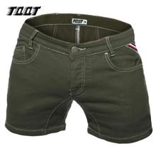 TQQT мужчина джинсовые шорты midweight тонкие джинсы прямые низкой талией короткие плиссированные мужские плюс размер цветные короткие джинсы 5P0602