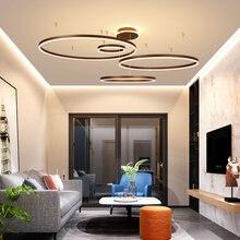 Креативные современные светодиодные потолочные светильники «сделай