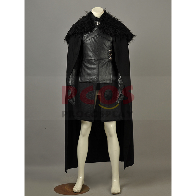 Lord Commander of the Night's Watch Jon Snow cosplay costume A Song of Ice and Fire Game of Thrones cosplay costume mp003879