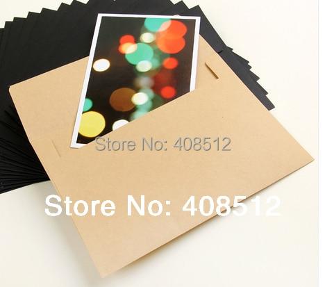 Конверт для поздравительной открытки 120x170 мм, конверт для открытки