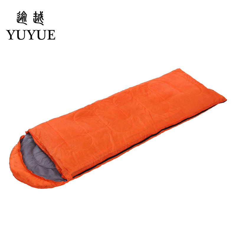 Cheap Sleeping Bag For Camping Supplies  Envelope type Customized Sleeping Bags Camp Tourism For Your Camping Travel Gear 5