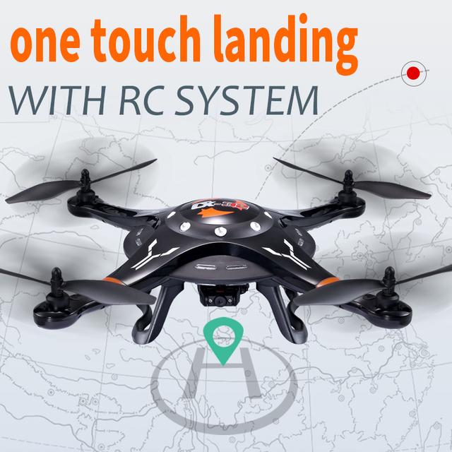 Cheerson cx-32c drone 2.4 ghz 4ch 6-axis quadcopter gyro helicóptero 2.0mp cámara de luz led hight tienen aviones enfriar rc toys