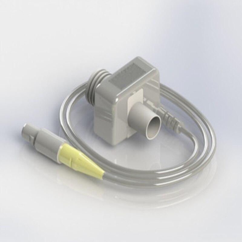 Integrierte Mainstream Co2 Sensor, NDIR EtCO2 Sensor Capnography Subsystem Patienten Überwachung System Etco2 Modul RS232 Modul