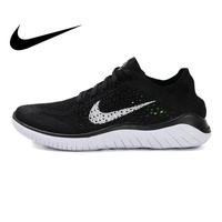 Original NIKE FREE RN FLYKNIT Women's Running Shoes Sneakers Outdoor Sports Designer Athletics Official Breathable Cozy 942839