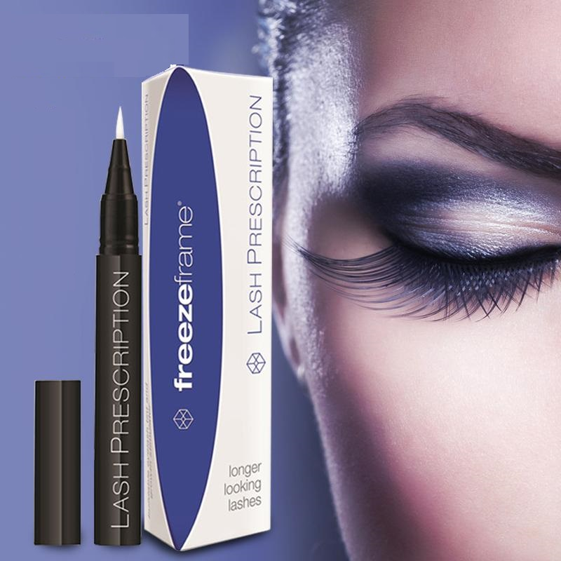 Freezeframe Potent Lash Prescription increase lash length & fullness, Lash appearance Safe Non-hormone Eyelash Growth Treatment trichoderma sp a potent producer of xylanase enzyme