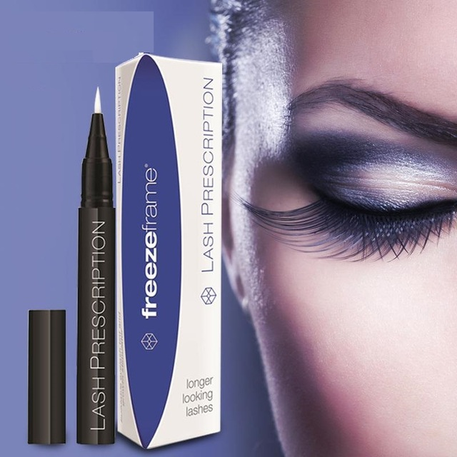 Freezeframe Potent Lash Prescription increase lash length & fullness, Lash appearance Safe Non-hormone Eyelash Growth Treatment