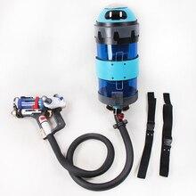 PVC Mei Ling Zhou Weapon Endothermic Blaster And Weather modification font b Drone b font Mei