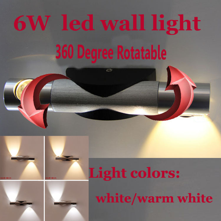 Modern 6W led wall light home decor restroom bathroom bedroom reading wall lamp  hotel lamp lights GZMDS16 in Wall Lamps from Lights   Lighting on  Modern 6W led wall light home decor restroom bathroom bedroom  . Red Light In Bathroom Hotel. Home Design Ideas