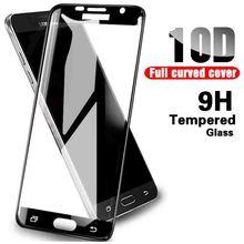 Защитный экран 9H на Samsung Galaxy, протектор экрана из закаленного стекла для Samsung Galaxy A5, A7, A3, 2017, 2016, J7, J5, J3, 2016, 2017