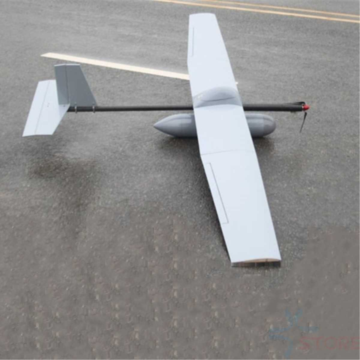 Detail Feedback Questions about 3m Span Wing Scale UAV Skylark of