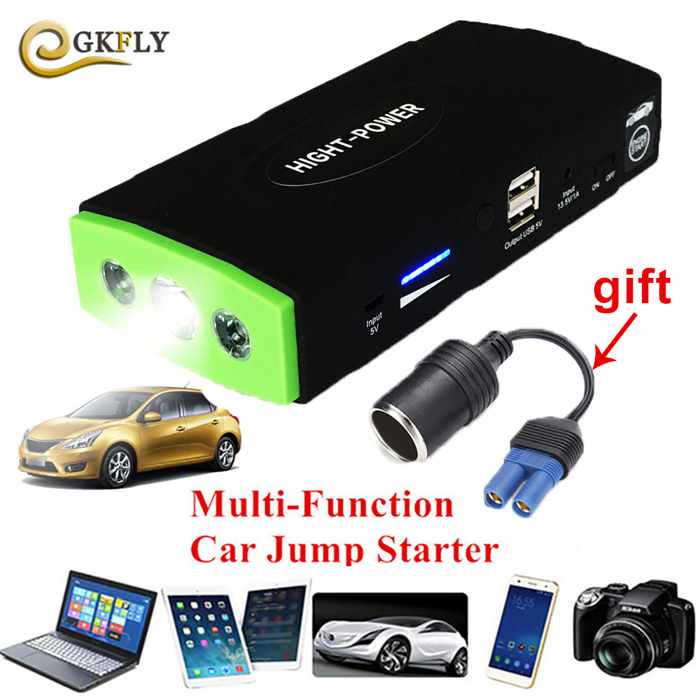High Quality Mini Car Jump Starter Emergency 38000mAh 12V Car-Stlying Starting Device 600A Charger Car Battery Booster Buster
