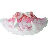 Kidadndy юбка-пачка для маленьких девочек пышная шифоновая юбка для принцессы для вечеринок и танцев для девочек тюль туту юбка Оптовая YD050