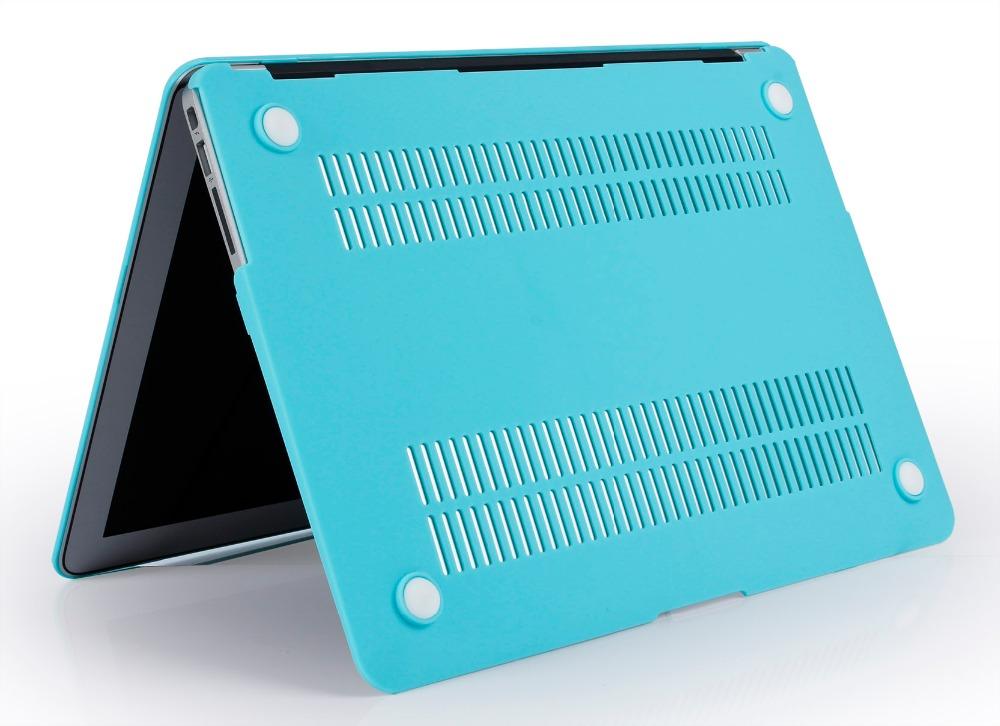 JUNWER CrystalMatte Transparent Case For Apple Macbook Air Pro Retina 11 12 13.3 15 For Macbook Air 13 A1932 Laptop Case Cover 33