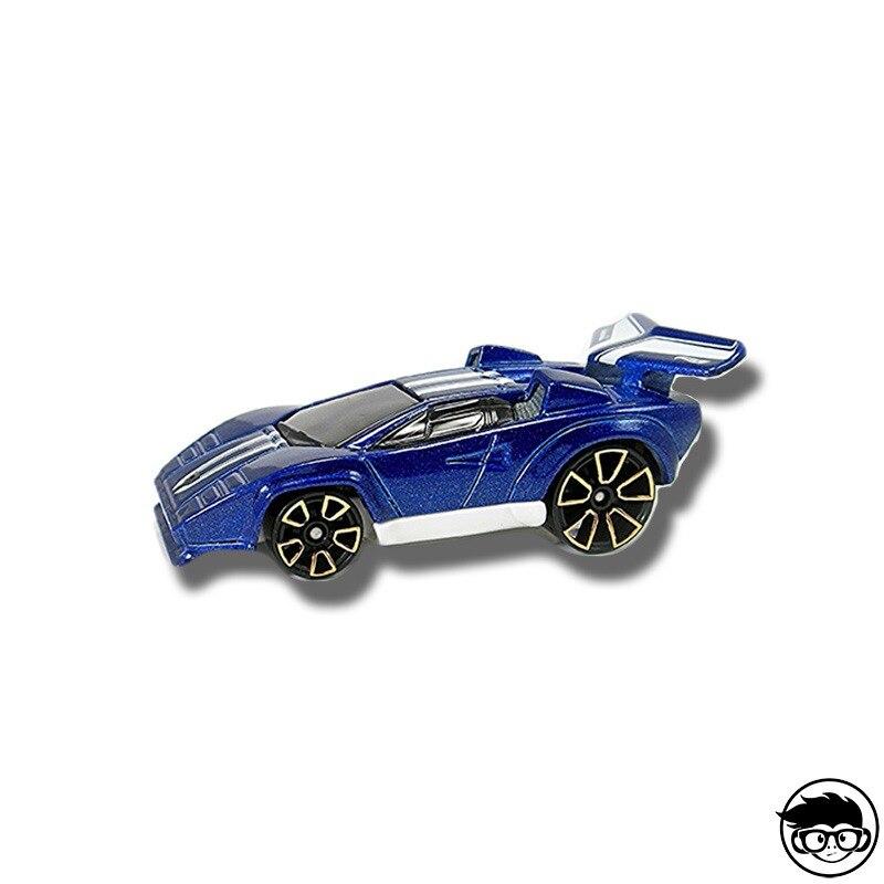 Hot Wheels Lamborghini Countach Tooned 82/365 2018 Short Card