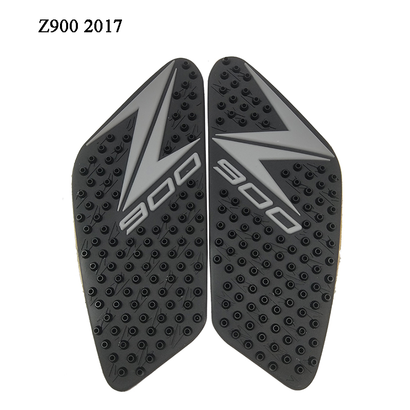 Automobiles & Motorcycles Industrious Mtimport 2017 Z900 Anti Slip Tank Pad Side Gas Knee Grip Traction Pad Sticker Decals For Kawasaki Z900 2017 Refreshment