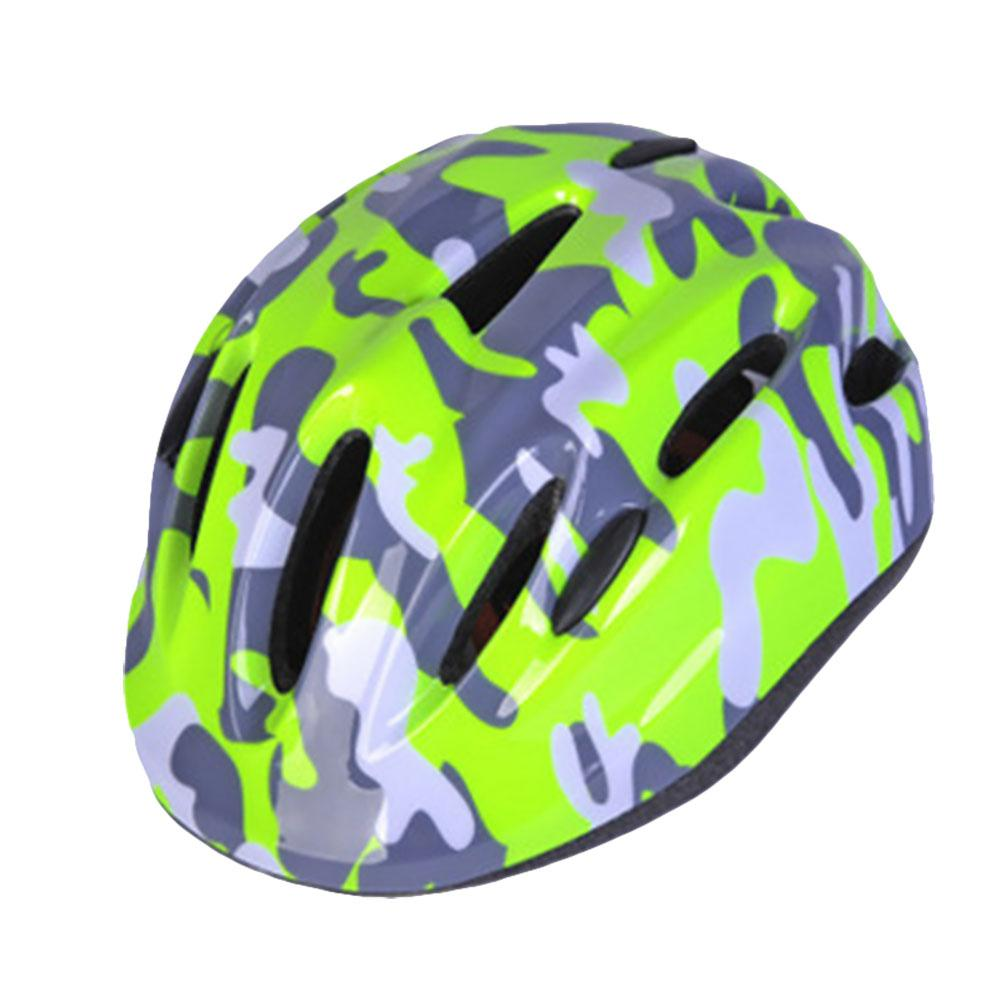 Mounchain Children Kids Safety Protection Bike Helmet Ultralight Adjustable Breathable Safety Hat for Outdoor Sports in Helmets from Sports Entertainment