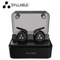 DHL Free 10 PCS Lot Original Syllable D900Mini Bluetooth Stereo Wireless Earphone Headset Handsfree Mini Earbud