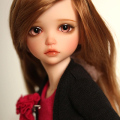 BJD SD Doll 1/6 FL AI Yosd Soom IP Lonnie eye color can be choice