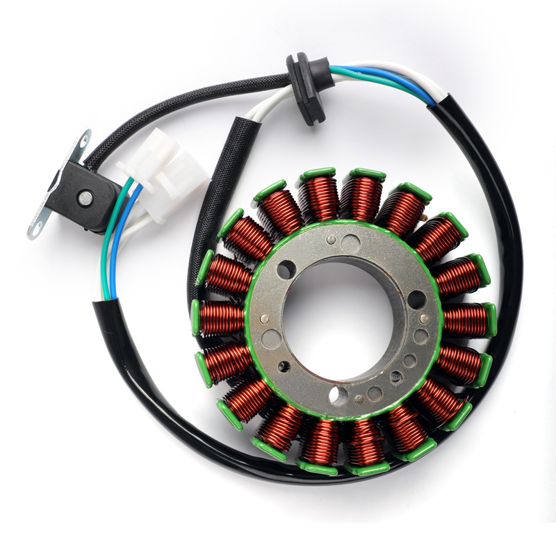 Areyourshop Motorcycle Magneto Generator Stator Coil Fits for Yamaha YZF600 95 07 4TV 81410 00 4TV