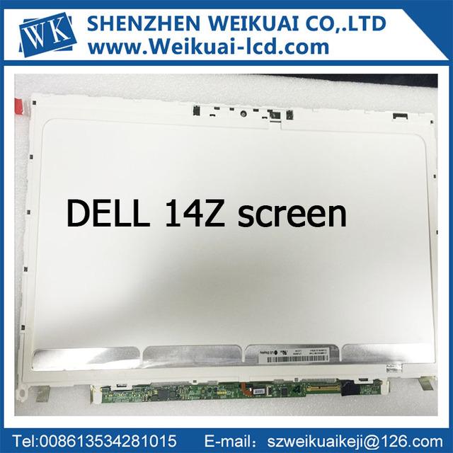"""Original nueva pantalla lcd para dell xps 14z pantalla lp140wh6 tja1 14 """"f2140wh6 pantalla lcd portátil"""
