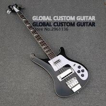 Высокое качество Различные цвета рикенбэкер 4003 бас гитара, реальные фотографии, бесплатная доставка деятельности