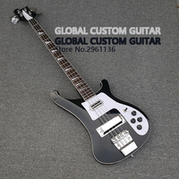 High quality A variety of color rickenbacker 4003 bass guitar,Real photos,free shipping Promotional activities