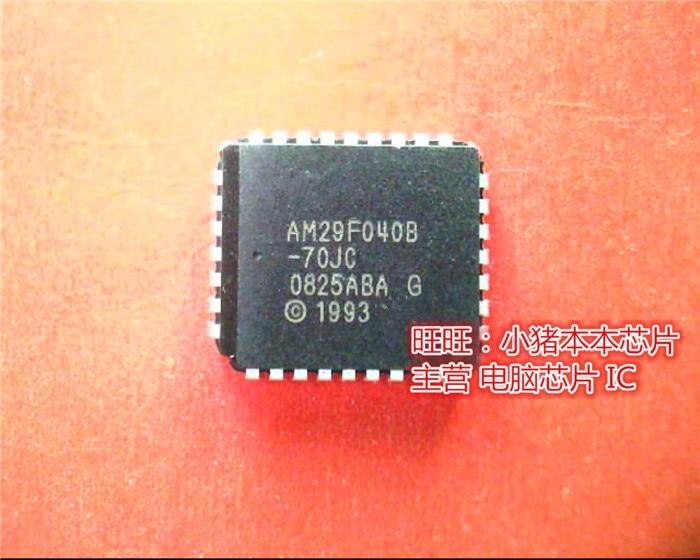 Gratis Verzending 50 stks/partij AM29F040B 70JC AM29F040B 29F040 PLCC32 Goederen in voorraad-in Schermbeschermers van Consumentenelektronica op  Groep 1