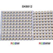 100pcs Built-in 5050 SMD RGB SK6812 IC DC5V SK6812 LED Board Heatsink RGBW/RGBWW LED chips (10mm*3mm)