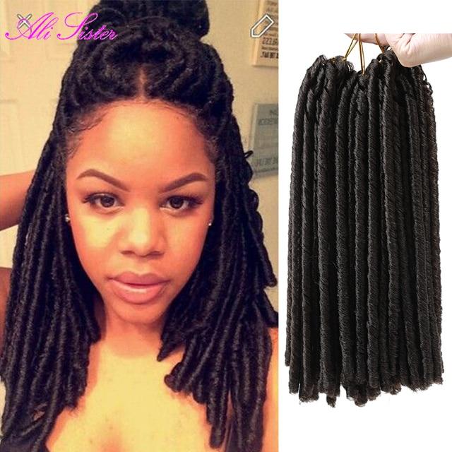 Faux Locs Braiding Hair Crochet Hair Extensions Xpression Braiding