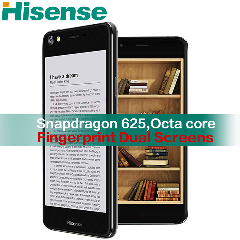 """Hisense S9 A2T telefon 4G fingerprint mobile phone snapdragon 625 5.5"""" cell phone android Smart phone s9 S8 S7 cell A2 Pro"""