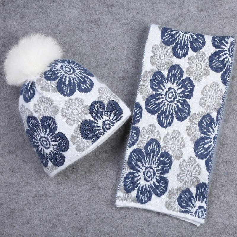 Xthree gorro de invierno para mujer bufanda para niña gorro de lana - Accesorios para la ropa - foto 2