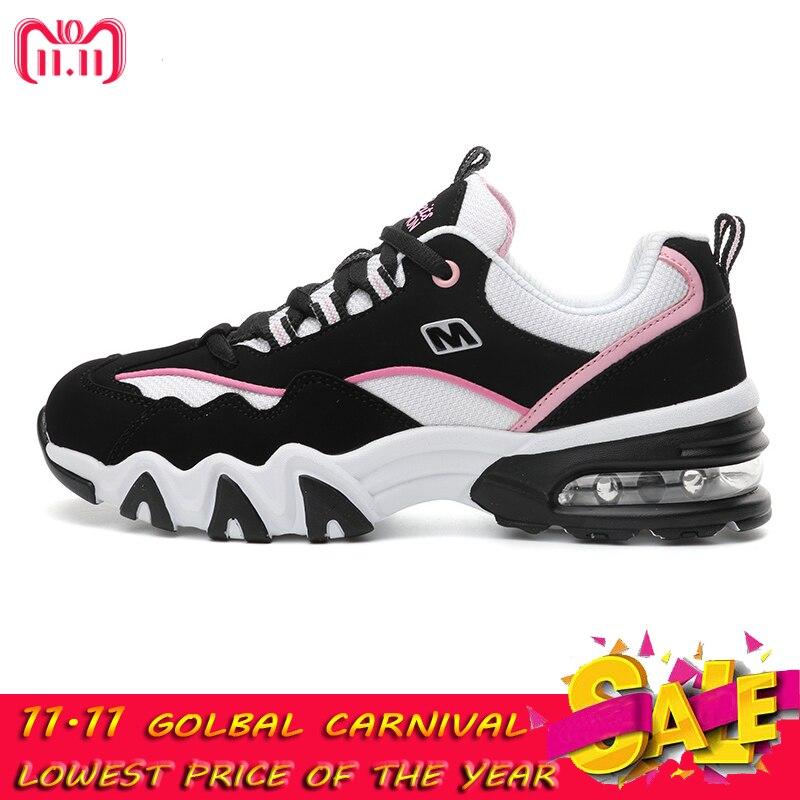 GYP 2018 Women's Sneakers White Running Shoes Women Air Cushioning Trail Run Sport Women's Shoes Tenni New Woman Sneakers YC-139 byz yc 003 white