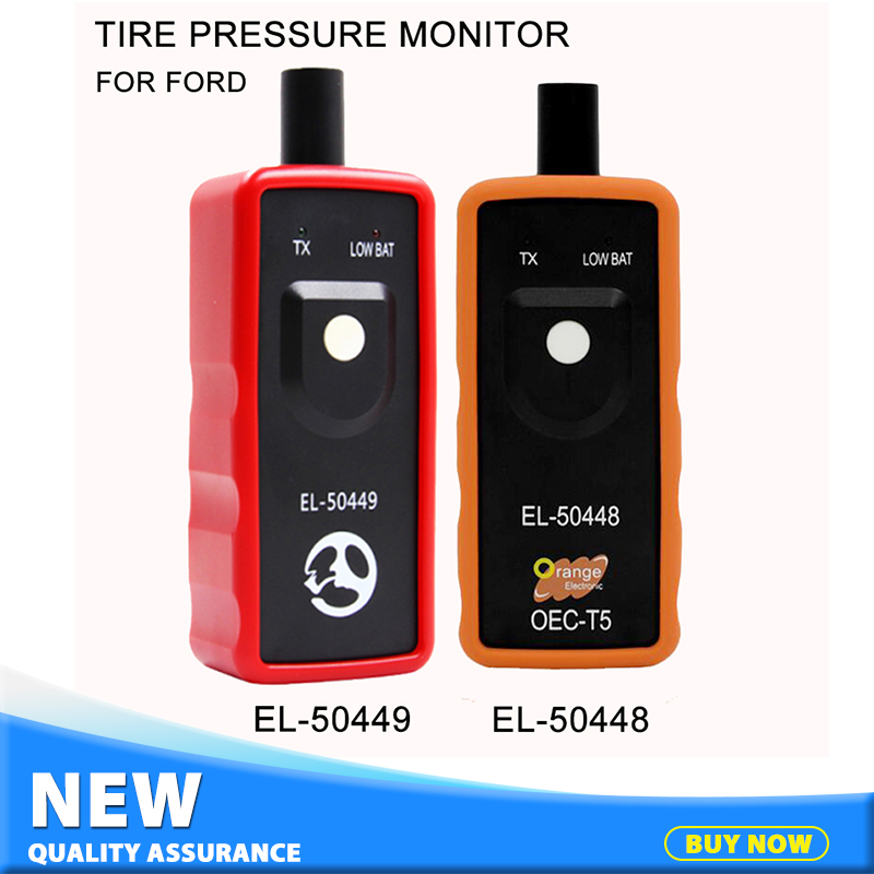 EL-50449 Auto Tire Pressure Monitor Sensor TPMS Activation Tool EL 50449 OEC-T5 for Ford vehicle el-50448 Monitor Sensor