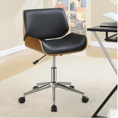 Купить с кэшбэком Japanese bent wood real wood chair back home computer office desk chair